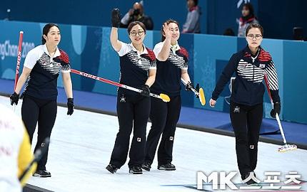 韓国カーリング女子代表チーム